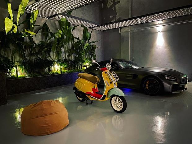 Cường Đô La mua xe máy cả trăm triệu phiên bản giới hạn để tặng vợ bầu đi... cho vui: Ai chiều bà xã hơn thế này nữa? - Ảnh 2.