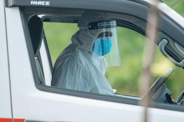 Thêm 45 ca mắc COVID-19 được phát hiện trong những cơ sở y tế đang được cách ly ở Đà Nẵng - Ảnh 1.