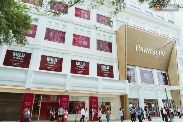 MUJI Sài Gòn khai trương: Store xịn đẹp hết chỗ chê, đồ phong phú, giá tốt, khu vực skincare được chị em tụ đông nhất - Ảnh 2.