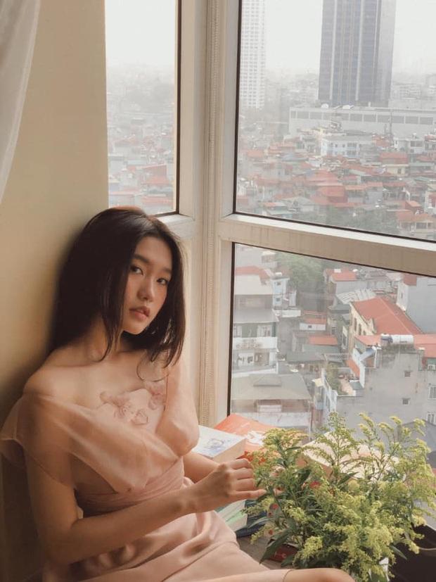 Chiến binh mới gây sốt trên fanpage Hoa hậu Việt Nam 2020: Thần tiên tỷ tỷ trường Marie Curie, ngất ngây ảnh đời thường - Ảnh 8.