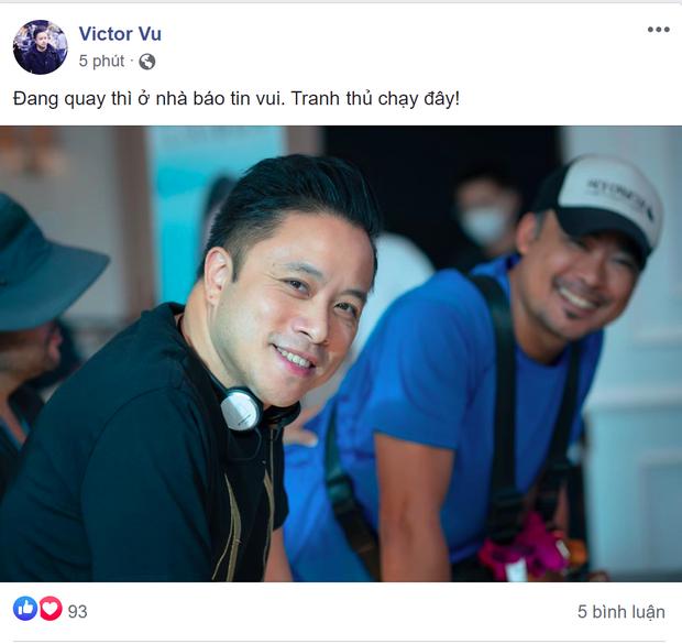 HOT: Đinh Ngọc Diệp chính thức hạ sinh quý tử thứ 2 cho đạo diễn Victor Vũ - Ảnh 2.