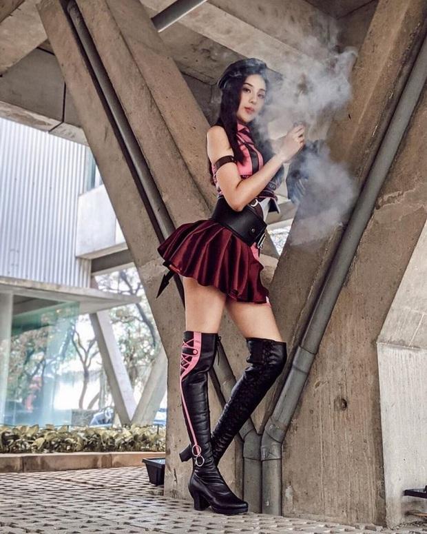 Xinh đẹp, sexy, nữ diễn viên Indonesia hệt như phiên bản thực của Kapella trong Free Fire - Ảnh 3.