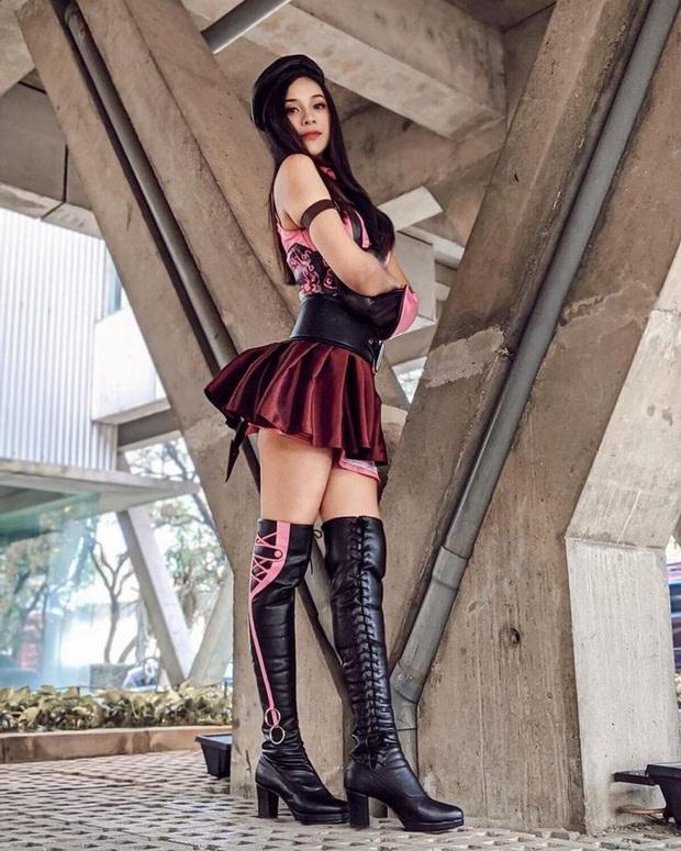 Xinh đẹp, sexy, nữ diễn viên Indonesia hệt như phiên bản thực của Kapella trong Free Fire - Ảnh 7.