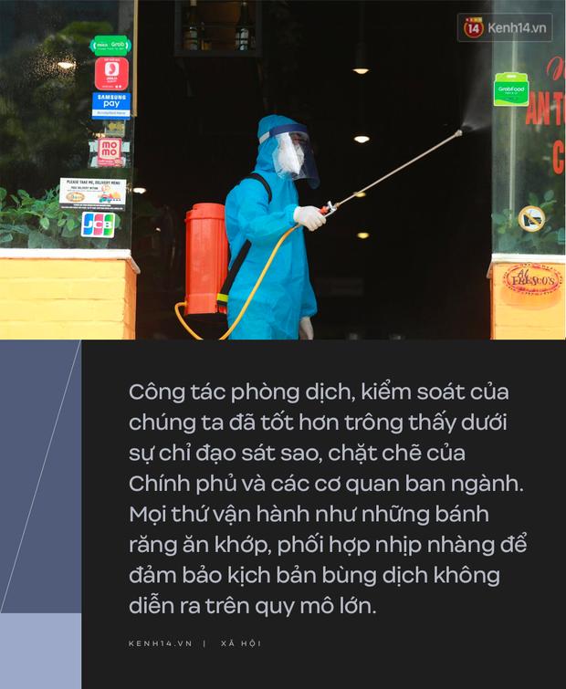 Đà Nẵng, Hà Nội, Sài Gòn cùng cả nước đã sẵn sàng: Chúng ta có niềm tin sẽ đẩy lùi COVID-19 thành công một lần nữa! - Ảnh 1.