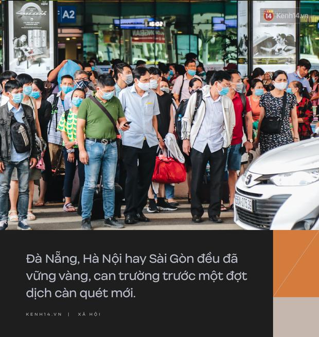 Đà Nẵng, Hà Nội, Sài Gòn cùng cả nước đã sẵn sàng: Chúng ta có niềm tin sẽ đẩy lùi COVID-19 thành công một lần nữa! - Ảnh 3.