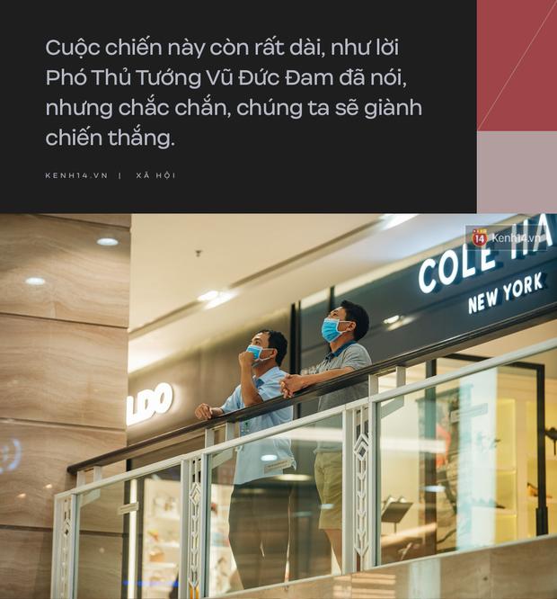 Đà Nẵng, Hà Nội, Sài Gòn cùng cả nước đã sẵn sàng: Chúng ta có niềm tin sẽ đẩy lùi COVID-19 thành công một lần nữa! - Ảnh 4.