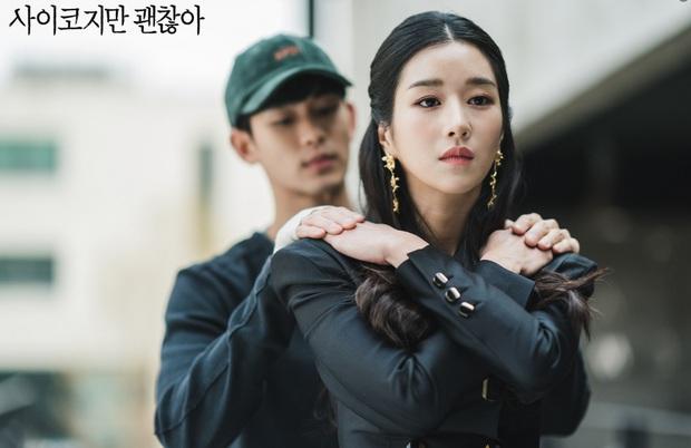 5 chị đại khiến bà con sợ tái mặt của màn ảnh Hàn: Tất cả né ra để khùng nữ Seo Ye Ji tỏa sáng! - Ảnh 15.