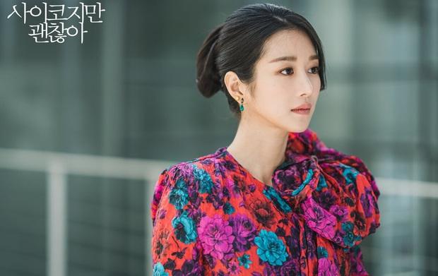 5 chị đại khiến bà con sợ tái mặt của màn ảnh Hàn: Tất cả né ra để khùng nữ Seo Ye Ji tỏa sáng! - Ảnh 13.