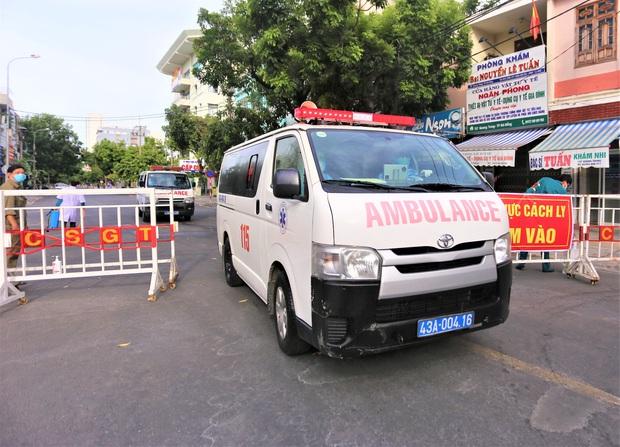 Bệnh viện dã chiến quy mô 200 giường ở Đà Nẵng đã sẵn sàng nhận bệnh nhân Covid-19 vào điều trị - Ảnh 1.