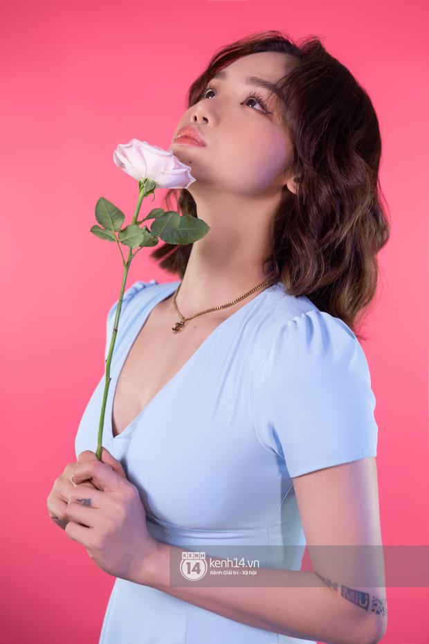 Miu Lê kể chuyện chịu hậu quả vì màn lột xác, hiếm hoi trải lòng sau ồn ào quá khứ: Tôi không nghĩ mình là người của showbiz - Ảnh 8.