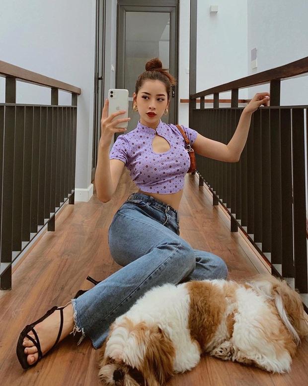 Diện quần jeans, chị em hãy học sao Việt mix với 4 kiểu giày sau là chuẩn chỉnh, còn kéo chân dài tít tắp - Ảnh 1.