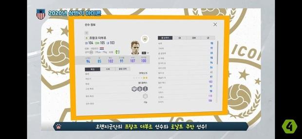 HOT: Server FIFA Online 4 Hàn Quốc cập nhật 25 ICONS mới, toàn hàng khủng - Ảnh 17.
