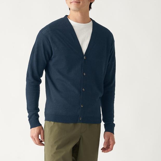 Đồ nam ở Muji ổn ra phết: Phong cách basic dễ mặc dễ bảnh, nhiều món ngon nghẻ trong khoảng giá 200k - 600k - Ảnh 21.