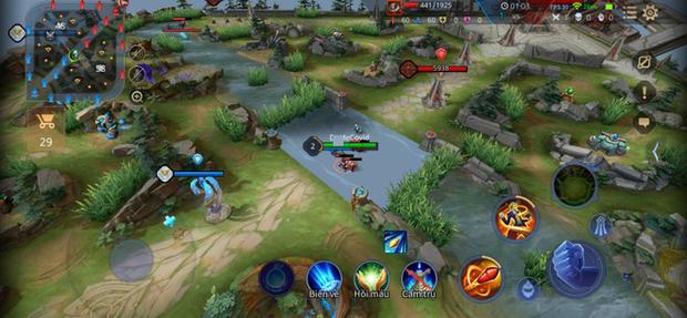 Hack map tiếp tục phá nát Liên Quân Mobile, leo rank Cao thủ dễ như chơi - Ảnh 1.