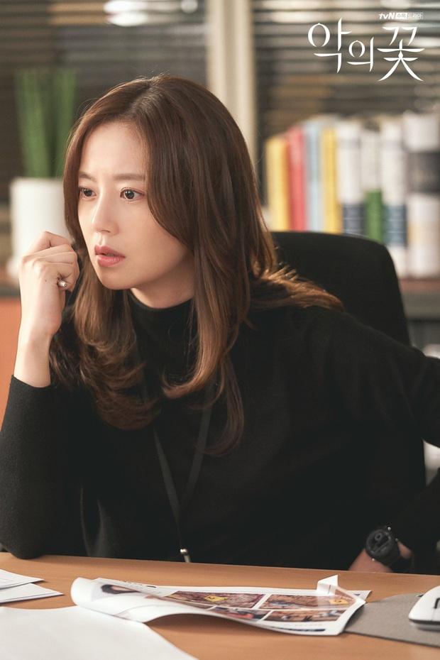 Review Flower Of Evil: Nội dung hấp dẫn nhưng chưa đủ ấn tượng, diễn xuất của Lee Jun Ki cứu cả bộ phim - Ảnh 3.