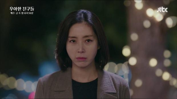 Rating Backstreet Rookie giảm nhẹ dù Kim Yoo Jung khóc lụt nhà, Hội Bạn Cực Phẩm vừa tăng mạnh lại thụt lùi - Ảnh 6.
