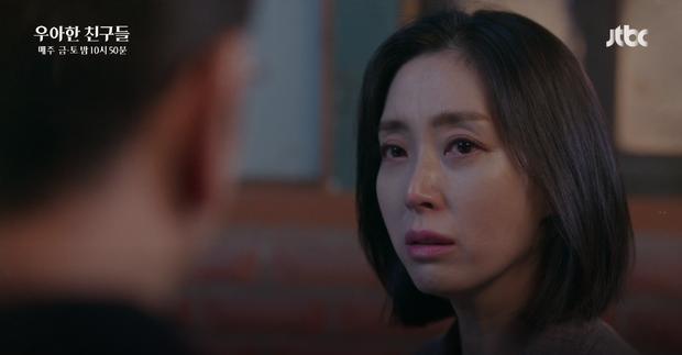 Rating Backstreet Rookie giảm nhẹ dù Kim Yoo Jung khóc lụt nhà, Hội Bạn Cực Phẩm vừa tăng mạnh lại thụt lùi - Ảnh 2.