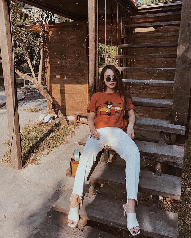 Diện quần jeans, chị em hãy học sao Việt mix với 4 kiểu giày sau là chuẩn chỉnh, còn kéo chân dài tít tắp - Ảnh 15.