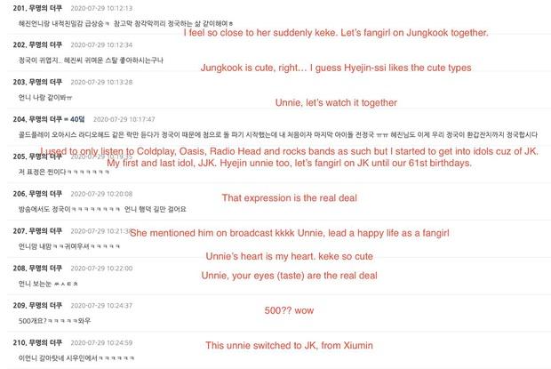 Siêu mẫu nổi tiếng Hàn Quốc tiết lộ lưu 500 video của Jungkook (BTS) về ngắm dần - Ảnh 3.