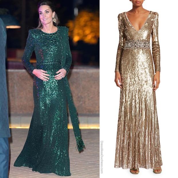 Công nương Kate bao lần diện váy còn sang hơn cả mẫu gốc: Đẳng cấp nữ hoàng tương lai là đây chứ đâu - Ảnh 4.