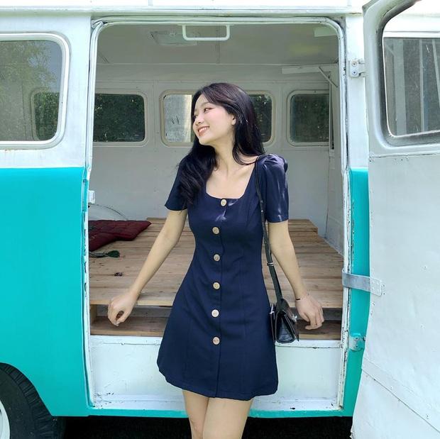 Thấp bé và béo bụng nhưng cô nàng này đã tìm ra kiểu váy hack dáng hiệu nghiệm, làm vô hình nhược điểm vòng 2 - Ảnh 10.