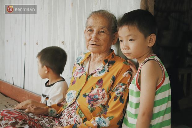 Bố mất, mẹ lặng lẽ bỏ đi khiến 2 đứa trẻ côi cút, đói ăn bên bà nội già yếu: Sao con không có bố mẹ như mấy bạn vậy nội - Ảnh 14.
