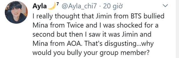 Cả dàn idol từ TWICE đến BTS vô tình bị réo tên giữa bão drama bắt nạt của AOA, chuyện gì đây? - Ảnh 6.