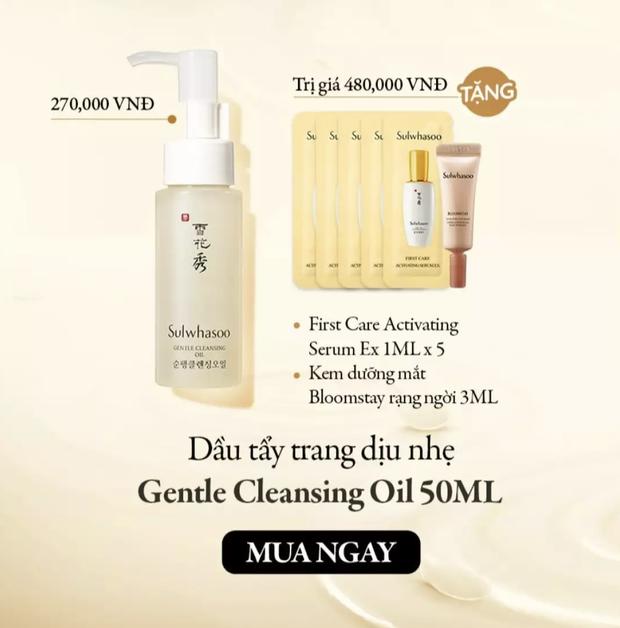 Loạt deal cực hời từ các brand tại Việt Nam chị em nên hóng ngay: Anessa giảm 30%, Shu Uemura tặng dầu tẩy trang - Ảnh 10.
