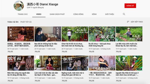 """""""Tiên nữ đồng quê"""" Lý Tử Thất, """"Thánh ăn công sở"""" Tiểu Dã và 2 YouTuber ăn uống đình đám nhất Trung Quốc hiện nay - Ảnh 13."""