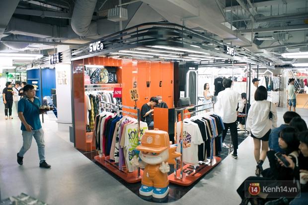 """The New Playground khai trương khu mua sắm dưới lòng đất thứ 2 tại Sài Gòn, giới trẻ nhận xét: Mọi thứ đều """"nhỉnh"""" hơn địa điểm cũ rất nhiều! - Ảnh 3."""