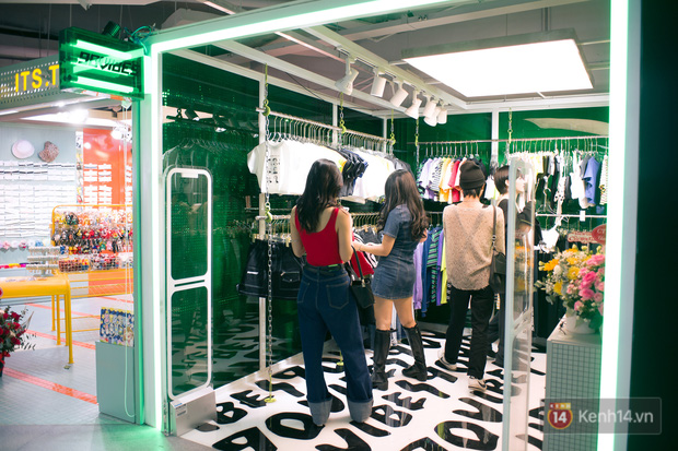 """The New Playground khai trương khu mua sắm dưới lòng đất thứ 2 tại Sài Gòn, giới trẻ nhận xét: Mọi thứ đều """"nhỉnh"""" hơn địa điểm cũ rất nhiều! - Ảnh 9."""