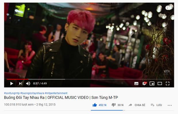 1 ngày trước comeback, MV Sơn Tùng M-TP cặp kè với Chi Pu cán mốc 100 triệu view, tiếp tục củng cố thành tích chưa ai đánh bại tại Vpop! - Ảnh 1.