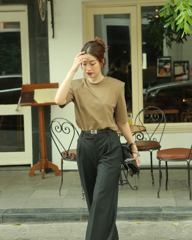 Tưởng là cầu kỳ lắm, mỹ nhân Việt cứ si mê quanh quẩn 4 mẫu quần dài sau đây thôi - Ảnh 1.