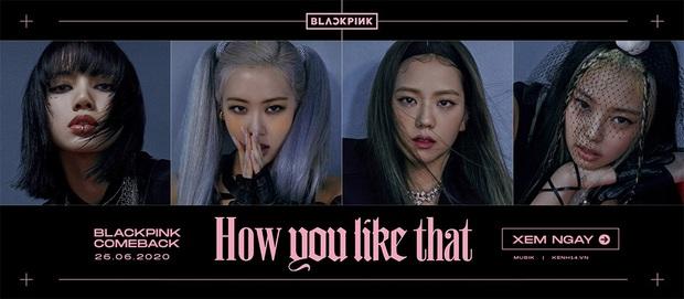 How You Like That của BLACKPINK debut ấn tượng tại BXH của Vương quốc Anh, nhưng so với BTS thì vẫn còn non và xanh lắm! - Ảnh 6.