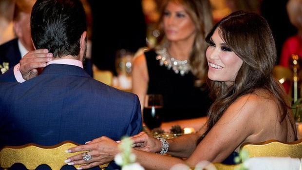 Bạn gái của con trai Tổng thống Trump dương tính với Covid-19  - Ảnh 2.