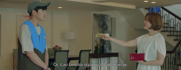 Tưởng có khách sộp trả 20 triệu tiền hàng, Ji Chang Wook ngỡ ngàng bị mẹ vợ gọi đến nhà làm nhục ở tập 6 Backstreet Rookie - Ảnh 3.