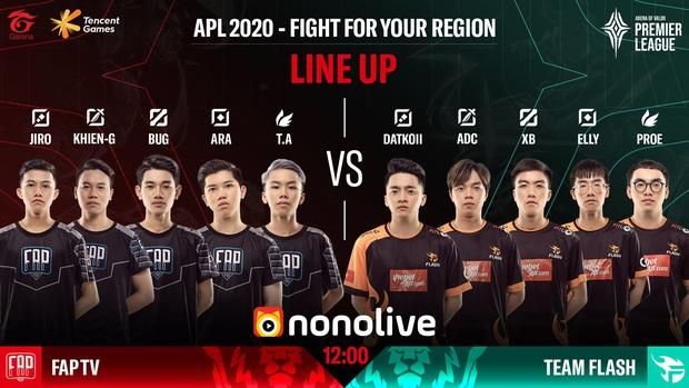 APL 2020: NSND Khiên-G lột xác ấn tượng giúp FAPTV thăng hoa, thắng cả Team Flash, hòa Buriram - Ảnh 1.