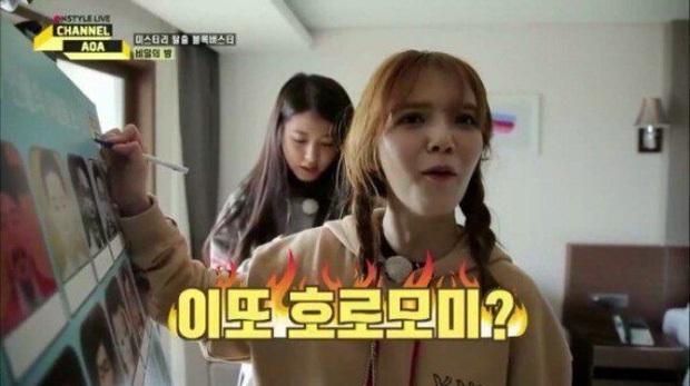 """AOA toàn phốt căng: Seolhyun bị """"tóm sống"""" ảnh hẹn hò phản cảm, Jimin dính bê bối bắt nạt, Mina cũng không thoát scandal - Ảnh 3."""