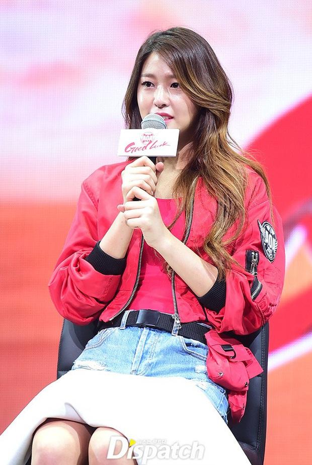 """AOA toàn phốt căng: Seolhyun bị """"tóm sống"""" ảnh hẹn hò phản cảm, Jimin dính bê bối bắt nạt, Mina cũng không thoát scandal - Ảnh 5."""