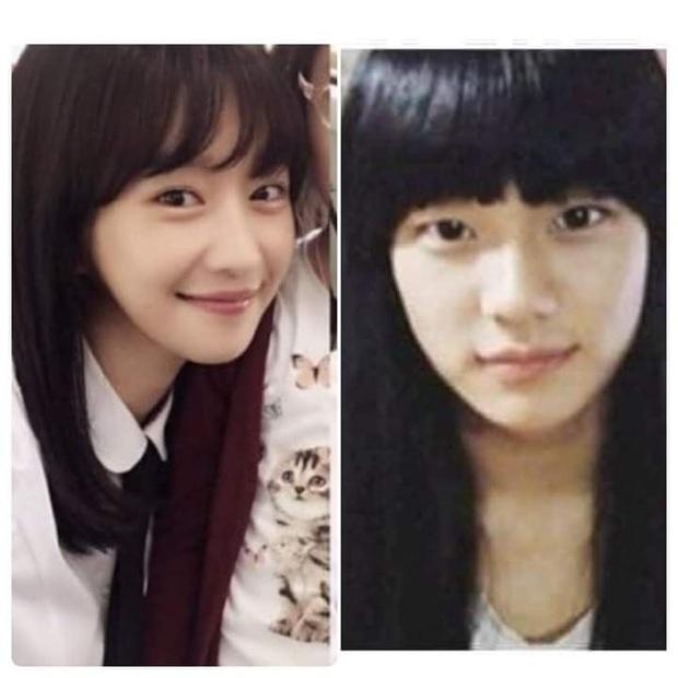Lộ ảnh giả gái thời đại học của Kim Soo Hyun nhưng sao lại giống Seo Ye Ji (Điên Thì Có Sao) thế này! - Ảnh 1.