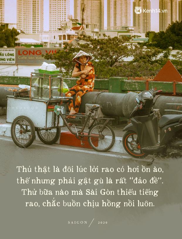 Quẹo lựa! Quẹo lựa! Ở đây có bán những tiếng rao hay nhứt Sài Gòn - Ảnh 3.