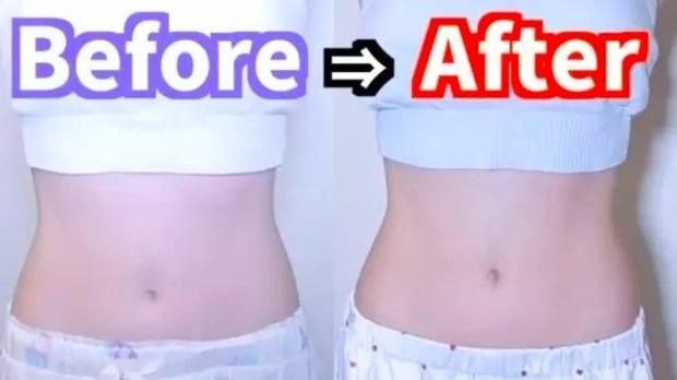 Thử ngay phương pháp giảm béo bụng đang được ưa chuộng tại Nhật Bản, chỉ sau 5 ngày đã thấy hiệu quả giảm được 2-3cm ở vòng 2 - Ảnh 5.