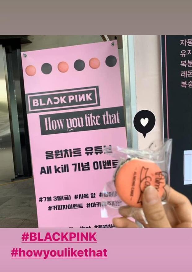Lần đầu YG Ent tặng xe đồ ăn & cafe cho nhân viên, fan gật gù: Cuối cùng cũng biết cách đối xử với BLACKPINK rồi - Ảnh 4.