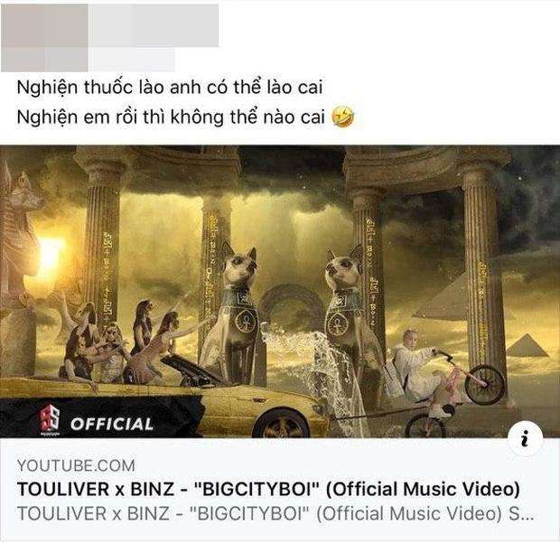 Dân tình xôn xao vì Bigcityboi của Binz và Touliver: Nhìn MV đâu cũng thấy tiền, lời rap về loạt thành phố khiến ai nghe xong cũng phải nể - Ảnh 2.