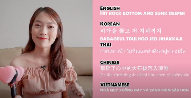 Dịch vèo vèo bài hit Do You Like That (BLACKPINK) ra 5 thứ tiếng, Khánh Vy được dân tình khen ngợi hết lời - Ảnh 4.