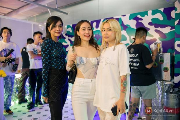 Lâu rồi mới có sự kiện để trai xinh gái đẹp Sài Gòn tụ hội, ngắm đã mắt gì đâu! - Ảnh 15.
