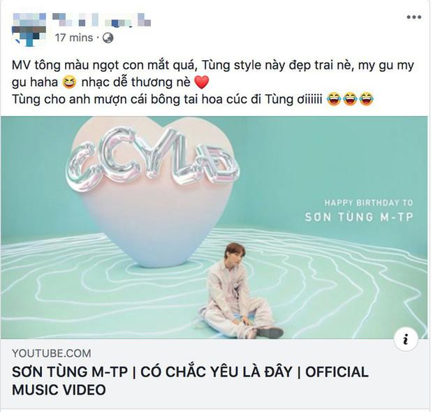 Netizen nói gì về MV mới của Sơn Tùng M-TP: Đẹp trai, MV dễ thương đấy nhưng bài hát không hay, đến AMEE cũng bị réo tên? - Ảnh 3.