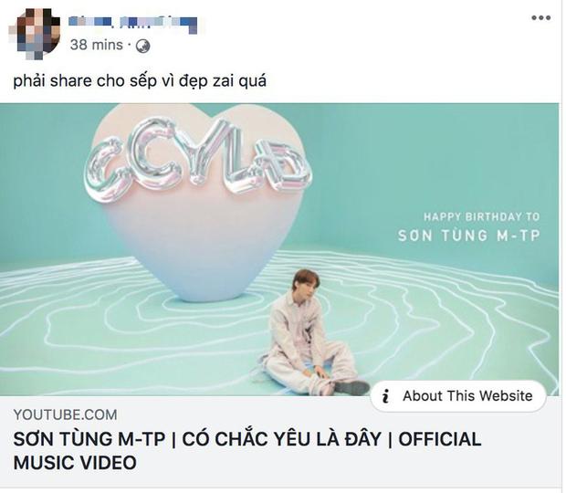 Netizen nói gì về MV mới của Sơn Tùng M-TP: Đẹp trai, MV dễ thương đấy nhưng bài hát không hay, đến AMEE cũng bị réo tên? - Ảnh 5.