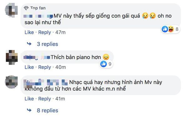 Netizen nói gì về MV mới của Sơn Tùng M-TP: Đẹp trai, MV dễ thương đấy nhưng bài hát không hay, đến AMEE cũng bị réo tên? - Ảnh 13.