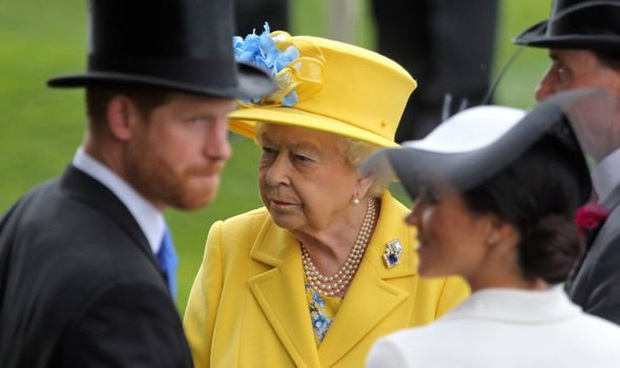 Không còn lưu luyến, động thái mới của Hoàng gia Anh chứng tỏ Harry đang từng bước bị loại ra khỏi nội bộ Gia tộc - Ảnh 1.